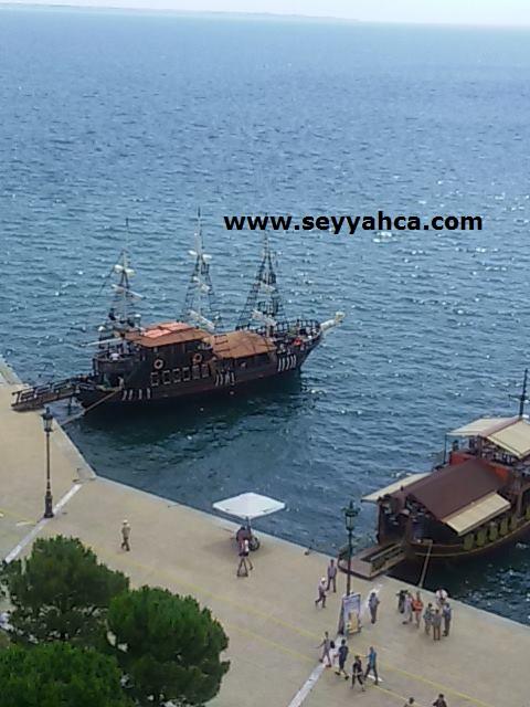 Tekne Kafeler-Selanik