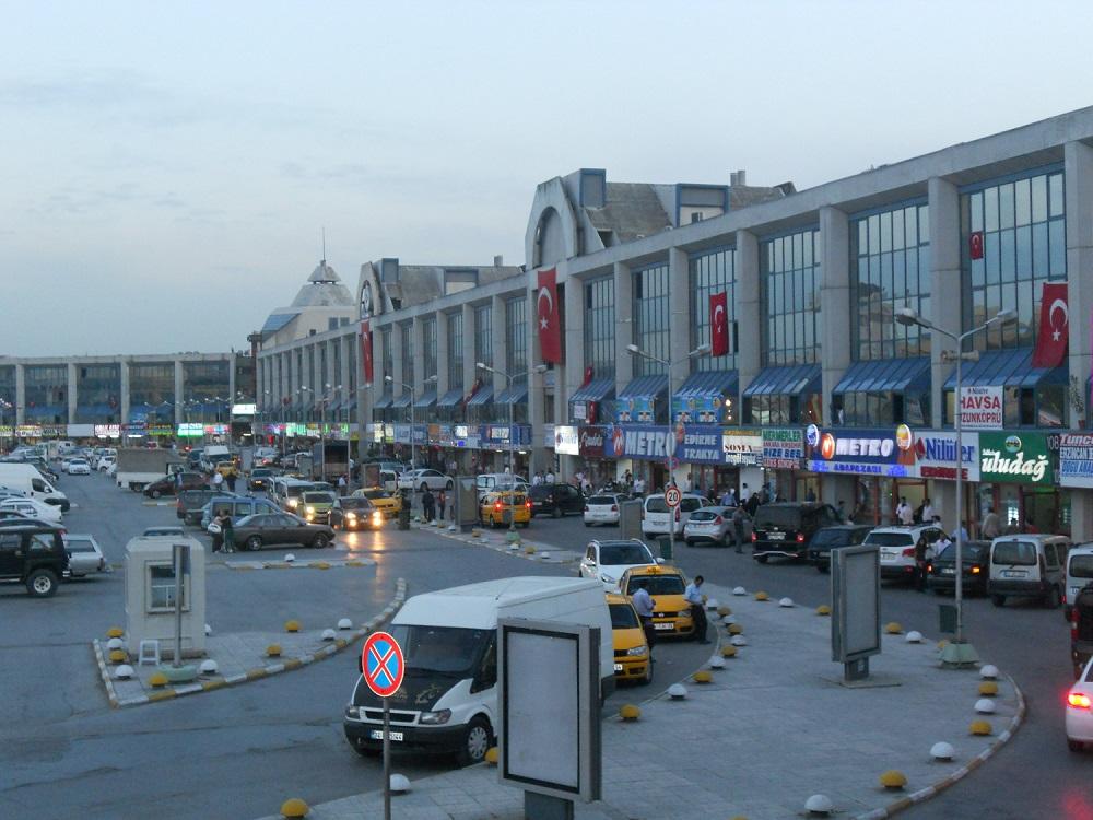 İstanbul Esenler Otogarı