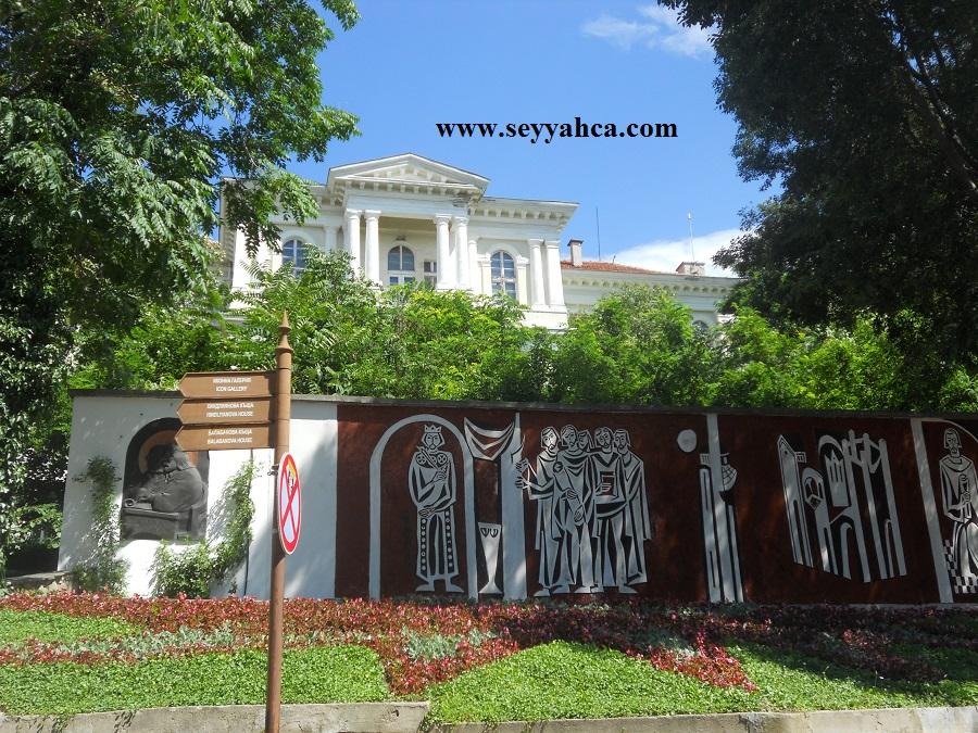 Plovdiv- Filibe Eski şehir