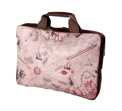 Gezgin bilgisayar çantası