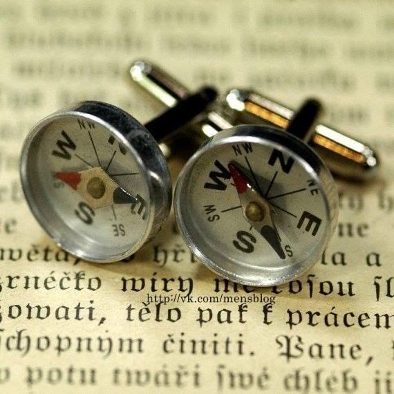 Gezginler için kol düğmeleri