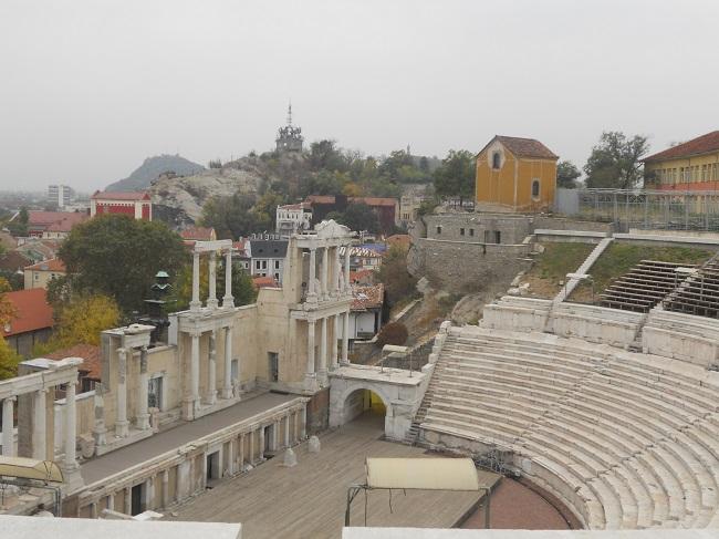 Plovdiv-Antik Tiyatro