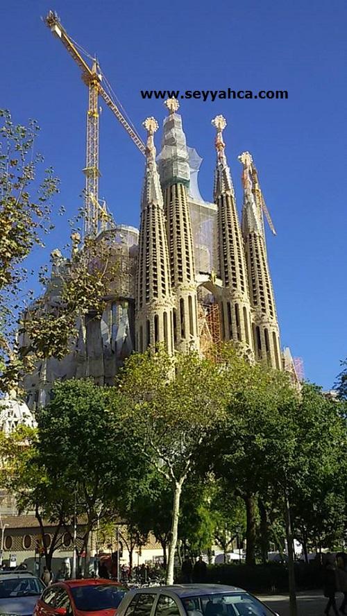 Sagrada Familia- Barselona