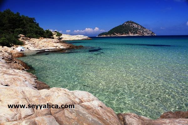 Thaossos-Marbele Beach