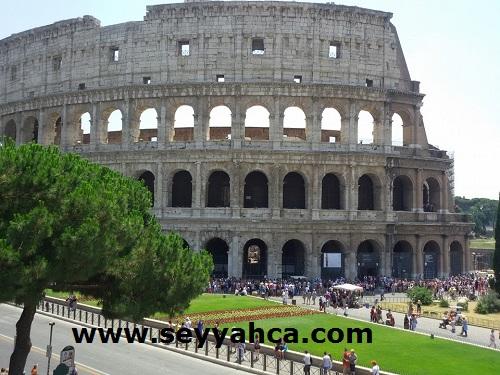 Colesseum-Roma