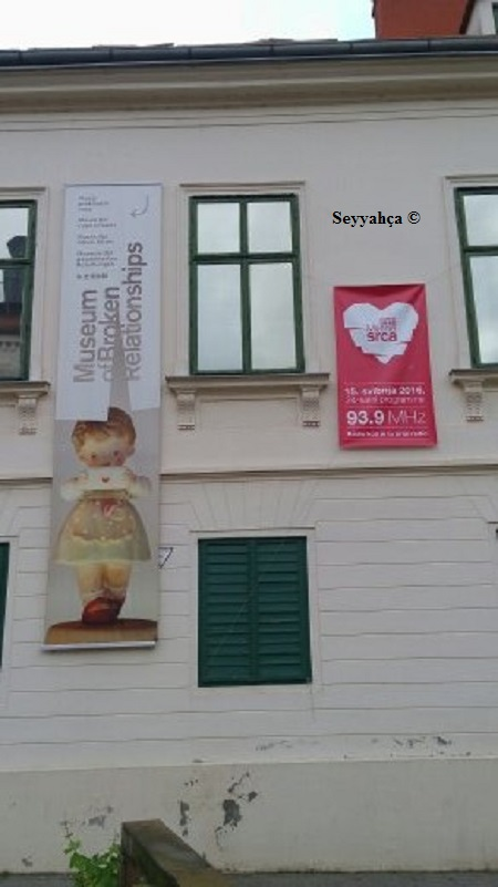 Kırık Kalpler Müzesi- Zagreb