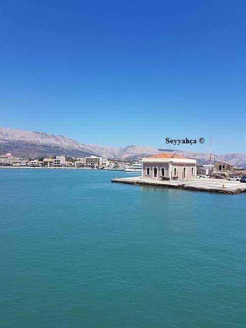 Sakız Adası Limanı- (Chios)
