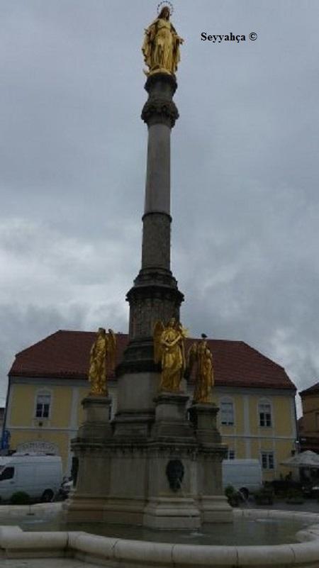 Zagreb Meryem Sutünu