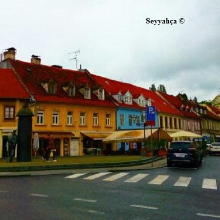 Zagreb Sokaklar