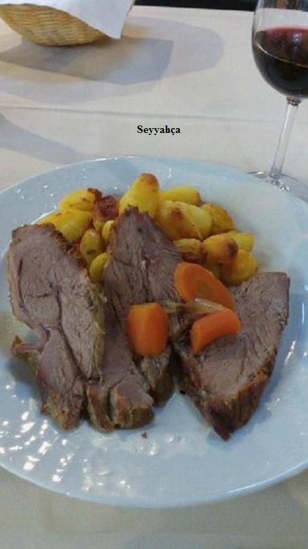 Zagreb akşam yemeği