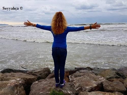 Karadeniz'i Kucaklayan Ben :)