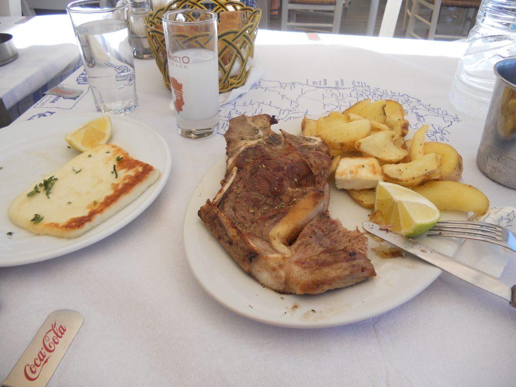 Elliniki Kuzina/ Yunan Mutfağı Yemek